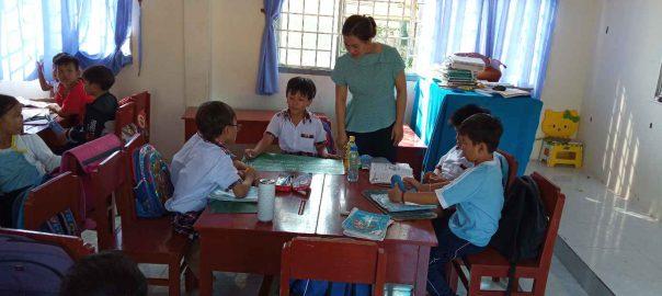 Các hoạt động dạy học của giáo vieen và học sinh.